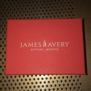 "James Avery ""L"" initial ring"
